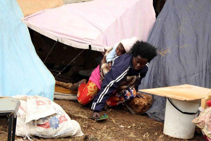 Burundi Refugees in South Africa